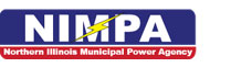 NIMPA - Northern Illinois Municipal Power Agency Logo